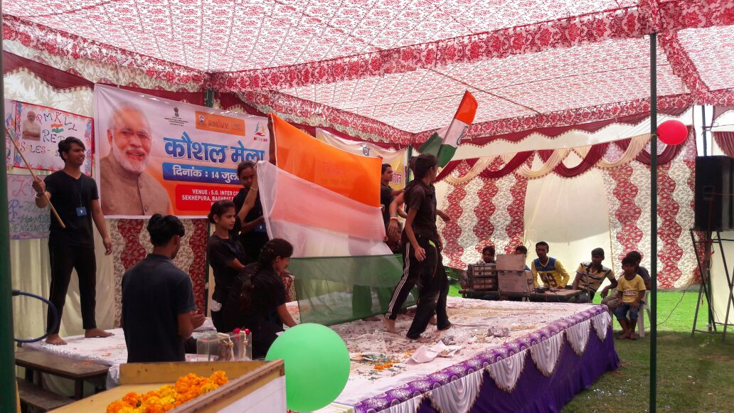 Muskan Kausal Mela SG INTER COLLAGE MEERUT 5