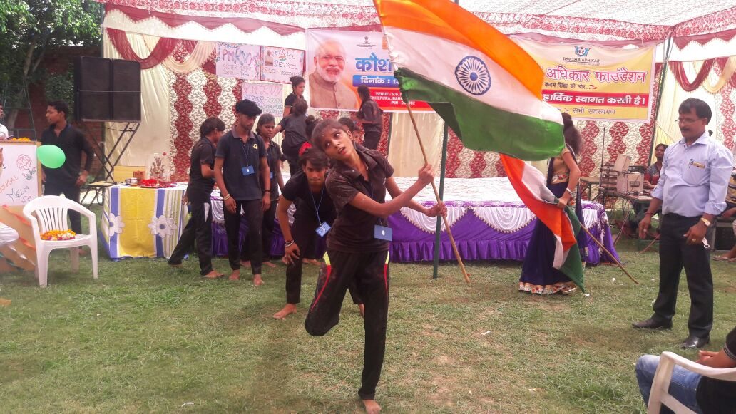 Muskan Kausal Mela SG INTER COLLAGE MEERUT 6